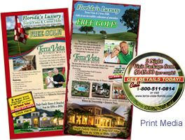 Print Media at Nature Coast Web Design & Marketing